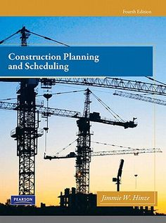 Construction Planning and Scheduling Book Review