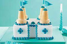 Great Snow Castle recipe via kraftrecipes.com