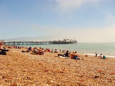 #Brighton, #beach UK