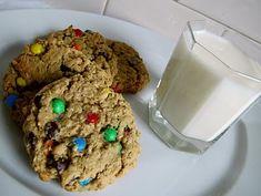 Mennonite Girls Can Cook: Monster Cookies