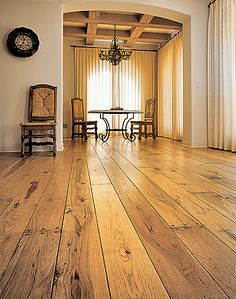Provence Plank Hickory flooring