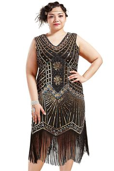 Outfit Ideas: 10 Downton Abbey Inspired Costumes Source by Ideas plus size Gatsby Dress For Sale, Great Gatsby Prom Dresses, 1920s Party Dresses, Vintage 20s Dresses, 1920s Inspired Dresses, 1920s Fashion Dresses, 1920s Outfits, Prom Dresses For Sale, 1920s Dress