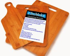 3 in 1 chopping board set, 100% natural better quality than wood and also don't affect the health of your knife.