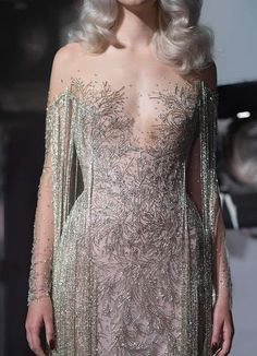 Pablo Sebastián 2019 Fantasy Dress, Paolo Sebastian, Style Couture, Couture Fashion, Runway Fashion, Fashion Beauty, Womens Fashion, Couture Details, Beautiful Dresses