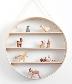 kids room display idea / Ostheimer