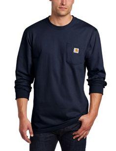 Amazon.com: Carhartt Men's Workwear Pocket T-Shirt: Clothing