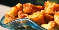 Best of Long Island and Central Florida: Zesty Zucchini Tots