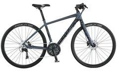Rower Scott Sportster 20 men 2015. Rowery szosowe z serii Sportster zostały zaprojektowane, by oferować lekkość, wydajność i rozsądną cenę. To dobre rowery dla początkujących lub ograniczonych budżetem. #rowerszosowy