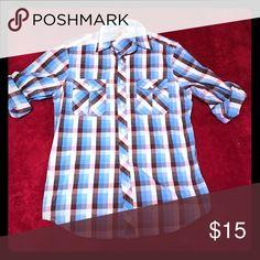 Shirt Men's button down shirt Shirts Casual Button Down Shirts