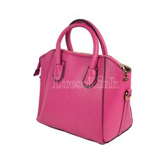 New Fashion Women's Nubbuck Synthetic Leather Smile Hand Bag... ($9.50) via Polyvore