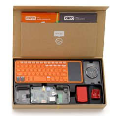 Kano - Build Your Own Computer Kit