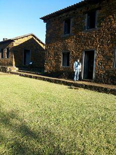 Casas de Pedra, Nova Veneza, SC, Brasil