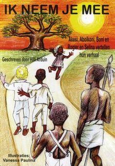 Verteld wordt hoe het leven van vier jongeren eruit zag in de tijd van de slavernij in Suriname. Met sfeervolle kleurenillustraties. Vanaf ca. 9 t/m 12 jaar.