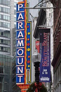 Paramount, Boston, MA