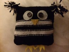 Baby owl complete