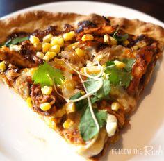Follow the Ruels: BBQ Chicken Pizza