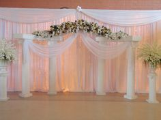 Wedding Backdrops Decorating Ideas | How to Decorate Your Stage | Planning Elegance