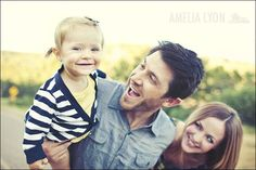 such a cute family photo!