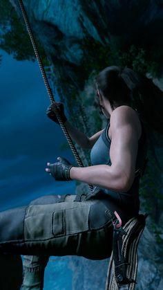This lovely abs! :D Lara Croft - Shadow of the Tomb Raider Tomb Raider Reboot, Tomb Raider Game, Tomb Raider Lara Croft, Nathan Drake, Tom Raider, Rise Of The Tomb, 3d Girl, Gurren Lagann, Wattpad