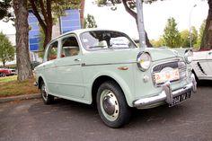 https://flic.kr/p/zASZMY | Fiat 1100 | Fiat 1100 dimanche dernier à Toulouse