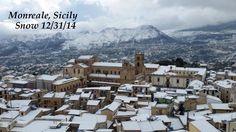Monreale, Sicily. 12/14