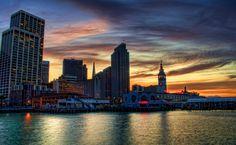 A San Francisco Sunset