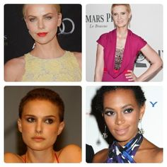 Celebrities who rocked a shaved head
