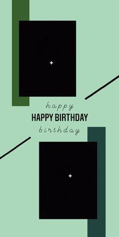 Happy Birthday Template, Happy Birthday Frame, Happy Birthday Posters, Happy Birthday Wallpaper, Birthday Posts, Birthday Captions Instagram, Birthday Post Instagram, Instagram Story Ideas, Instagram Quotes