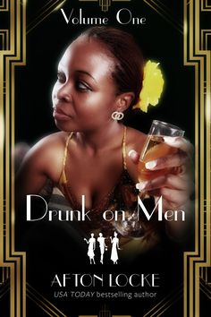 Drunk on Men: Volume One interracial 1920s historical romance serial  You may think it's sloe fizz gin But honey we're sober, just drunk on men  When three African-American women meet at a resort on the Jersey Shore in the 1920s, they say goodbye to their old lives. Finding men as intoxicating as bootleg liquor, they pin their futures on happily ever after. But love can be worse than a hangover when the men's flaws threaten to destroy them.  Hannah knows it's time to replace her fiancé who…