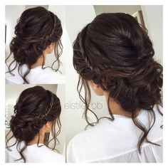 75 Chic Wedding Hair Updos for Elegant Brides ❤ liked on Polyvore featuring accessories, hair accessories, hair, bridal hair accessories and bride hair accessories