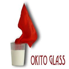 #Okito glass by bazar de #magia magic trick illusion #close up stage show prop ga,  View more on the LINK: 	http://www.zeppy.io/product/gb/2/331793301015/