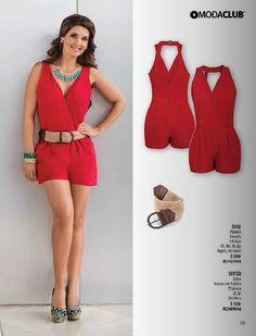 catalogo de ropa de moda primavera-verano 2014 modaclub mayrin villanueva. www.catalogomodaclubropa.com