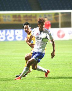 [광주FC] 6월17일 광주FC와 인천유나이티드 경기 0:0 무승부   설기현 선수