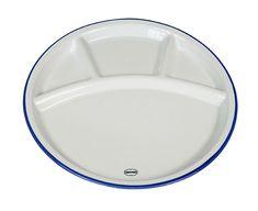 Fondue Plate Cabanaz, Classic White Classic White, Fondue, Home Accessories, Plates, Retro, Tableware, Kitchen, Collection, Design