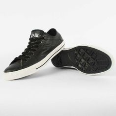 3f112c2923  70.00- 72.00 Converse - Chuck Taylor All Star Motorcycle Jacket Shoes in  Black