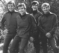 """""""The Bobby Fuller Four"""" from Texas  Their biggest hit was 1966's """"I Fought The Law"""""""