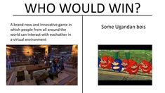 Ugandan Knuckles Is A Hilarious Meme That's Taken Gaming By Storm - Funny Article | eBaum's World