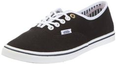Vans Unisex Authentic Lo Pro Trainer: Amazon.co.uk: Shoes & Accessories - StyleSays