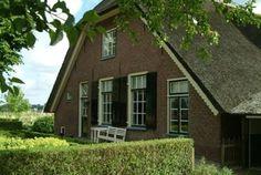 De Honthorst BvhJ 2005 Utrecht, Holland, Dutch, Cabin, Nice, House Styles, Barefoot, Spring, Home Decor