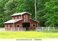 Image Search Results for red horse stable