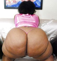 big butt black bbw