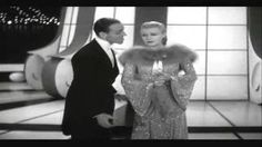 Here is Fred and Ginger dancing what I think is their masterpiece - i would also have just tipped Irving Berlin's great song to win the academy award over Kern's The Way You Look Tonight