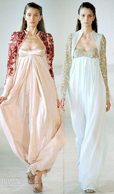 antonio berardi spring 2012  http://weddinginspirasi.com/2011/09/28/antonio-berardi-spring-2012-ready-to-wear/  #rtw #fashion #dresses