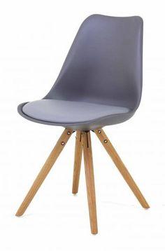 chaise style scandinave pi tement bois riku chaises pinterest bureaus buffet and salons. Black Bedroom Furniture Sets. Home Design Ideas