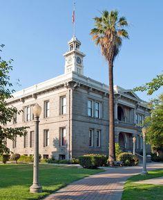 California - Madera - Madera County Courthouse