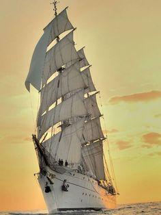 Gorch Fock  Tall Ship