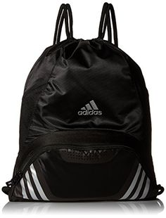 adidas Team Speed II Sackpack Black 19 x 1475 x 2Inch *** Visit the image link more details. Note:It is affiliate link to Amazon.