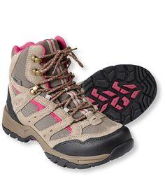 Women's Bean's Waterproof Trail Model Hikers II, Mid-Cut: Boots   Free Shipping at L.L.Bean