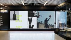 Graphic Design Bot Patrick Star, Soho, Nike Poster, Police, Sports Graphic Design, Sports Graphics, In Boston, Brutalist, Layout Design