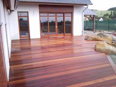 Hardwood Floors, Flooring, Bali, Outdoor Decor, Decking, House, Home Decor, Ideas, Arquitetura